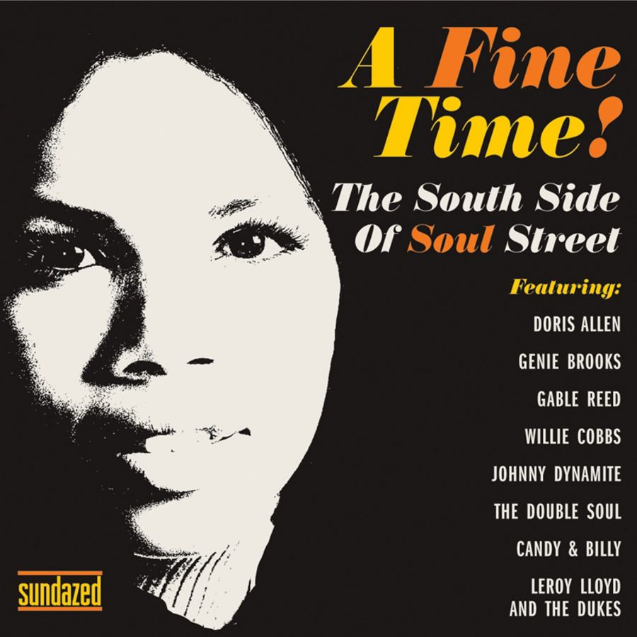 Various Artists - A Fine Time! The South Side of Soul Street - A Fine Time! The South Side of Soul Street