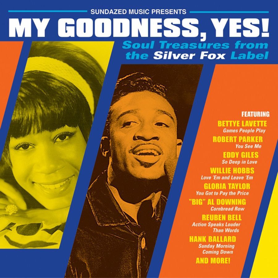 Various Artists - My Goodness, Yes! - My Goodness, Yes! - Soul Treasures From the Silver Fox Label CD
