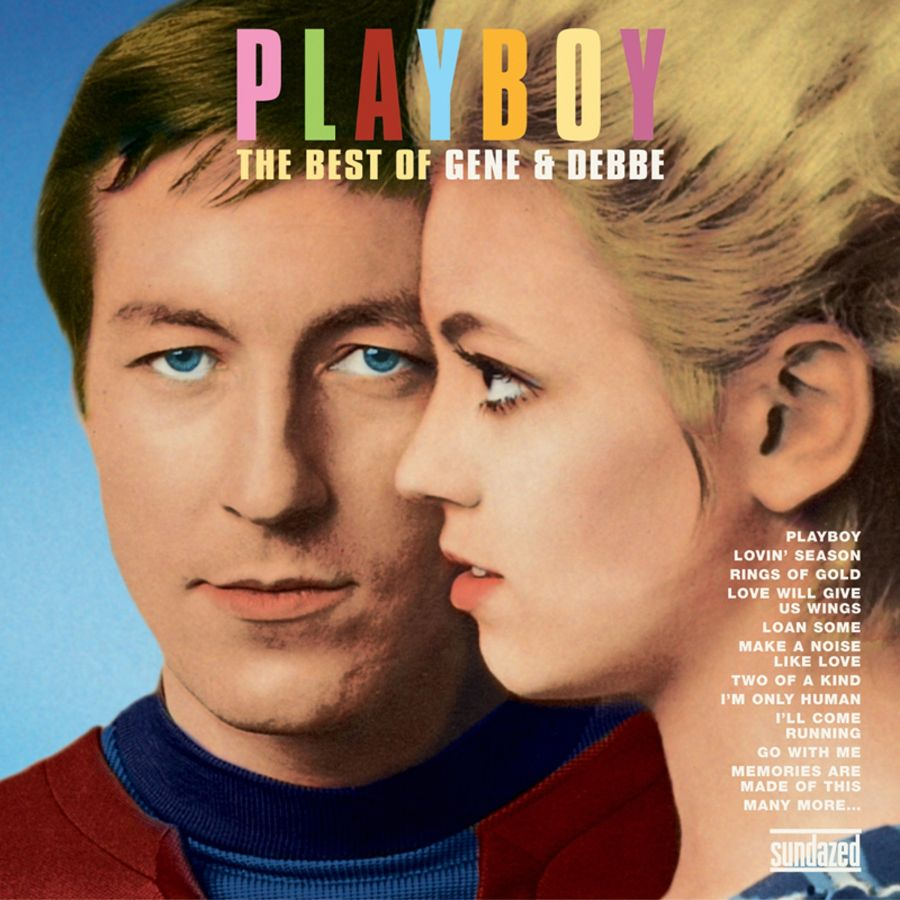 Gene & Debbe - Playboy: The Best of Gene & Debbe - CD