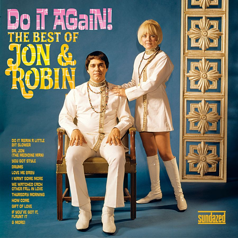 Jon & Robin - Do It Again! The Best of Jon & Robin - CD