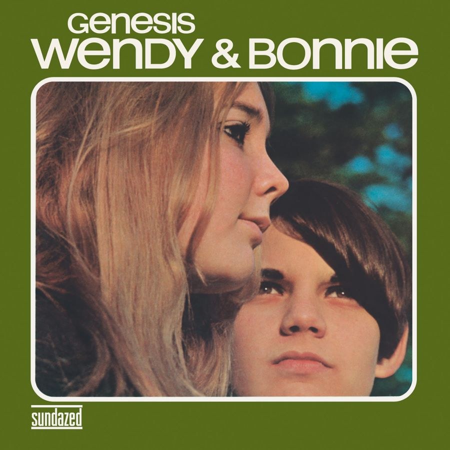 Wendy & Bonnie - Genesis Deluxe Edition 2-CD Set