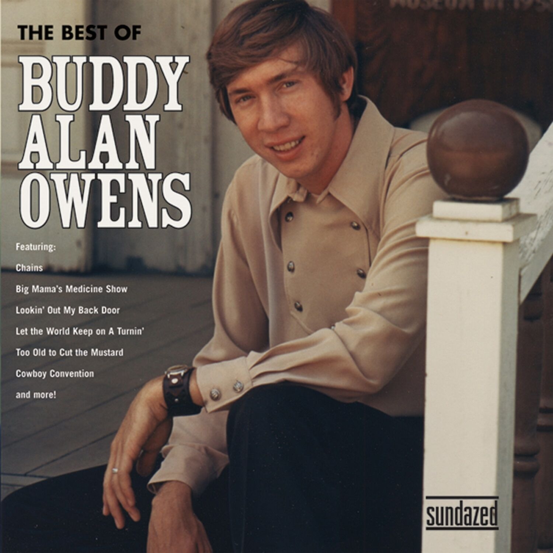 Alan, Buddy - The Best Of Buddy Alan - CD