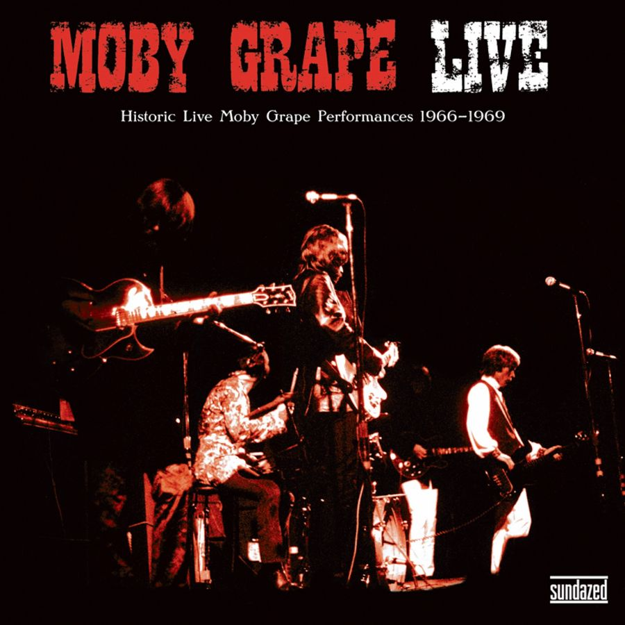 Moby Grape - Moby Grape Live CD