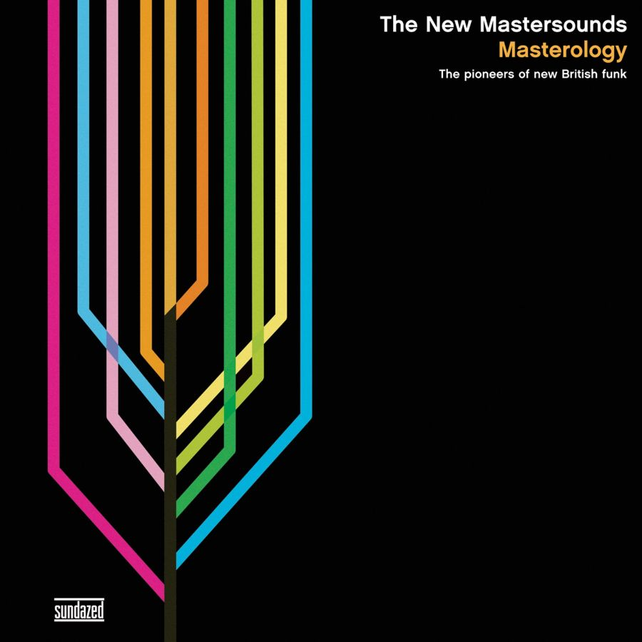 New Mastersounds, The - Masterology: The Pioneers of New British Funk CD