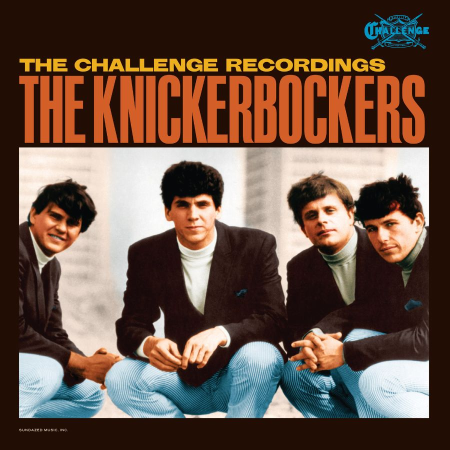Knickerbockers, The The Challenge Recordings - 4 CD Boxed Set
