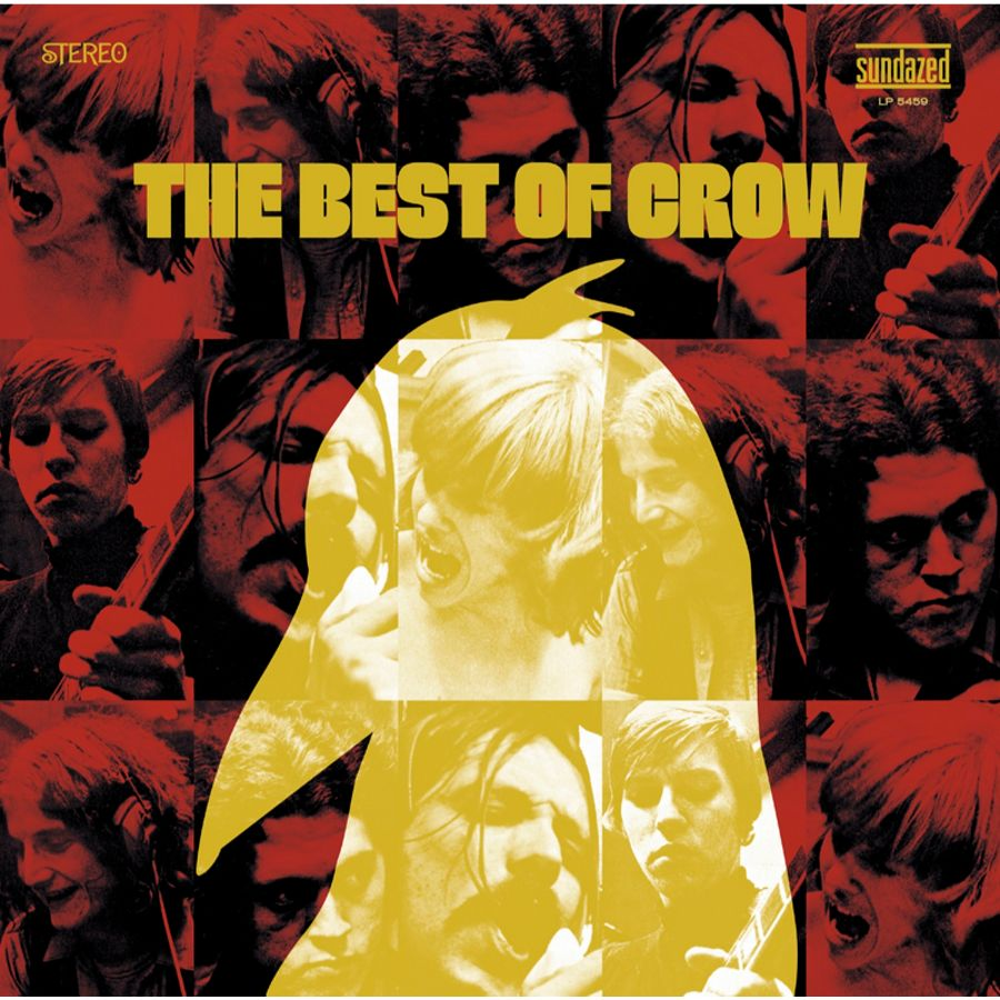 Crow - The Best of Crow - CD