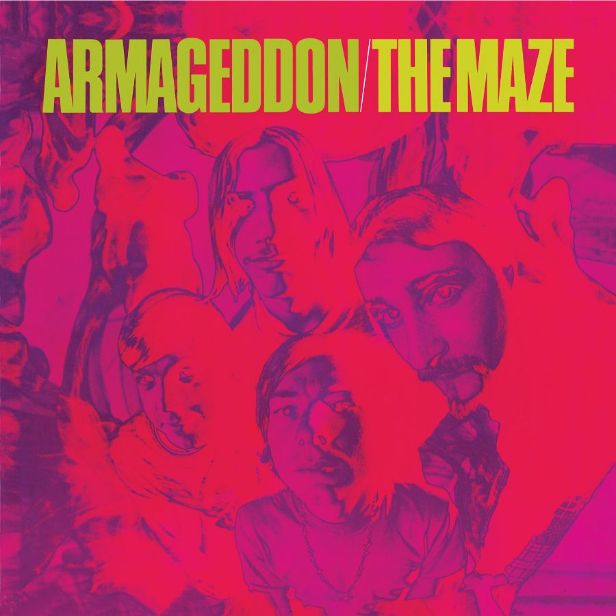 Maze, The - Armageddon CD
