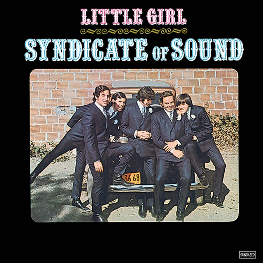 Syndicate Of Sound - Little Girl - CD
