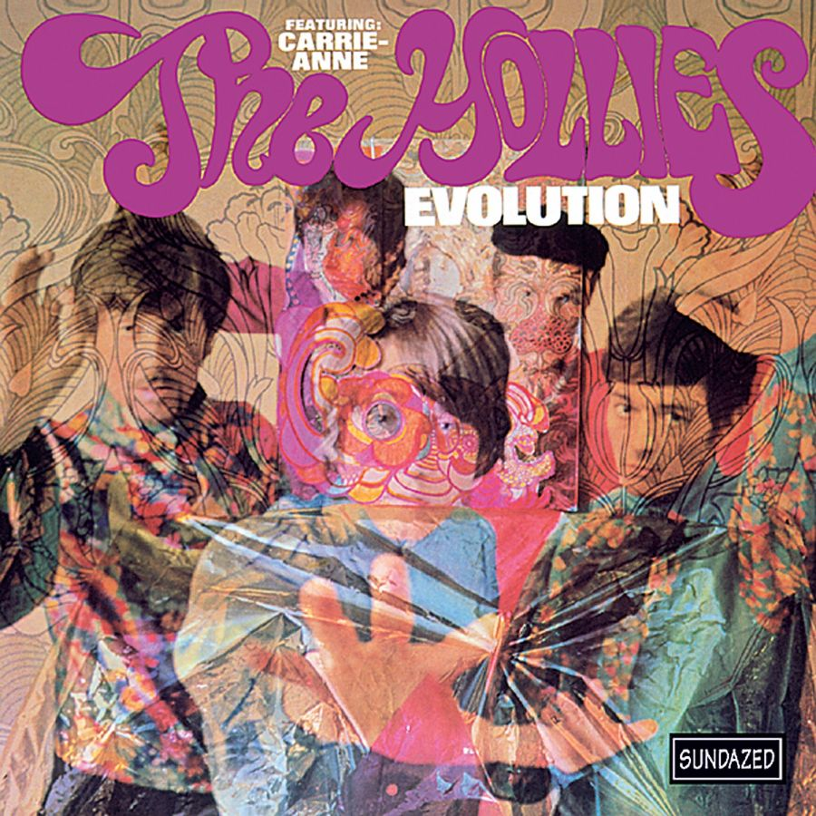 Hollies, The - Evolution - CD