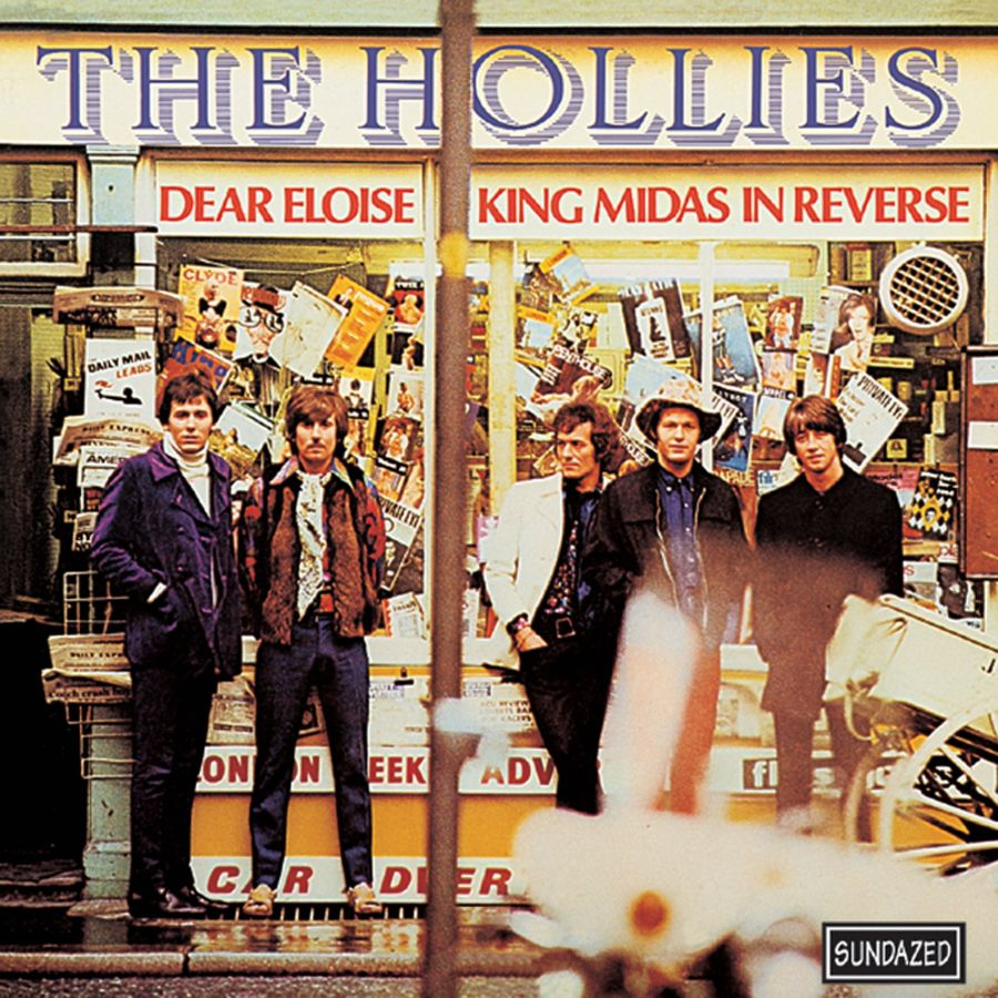 Hollies, The - Dear Eloise / King Midas In Reverse