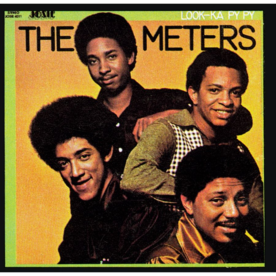 Meters, The - Look-Ka Py Py CD