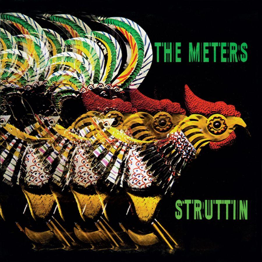 Meters, The - Struttin CD
