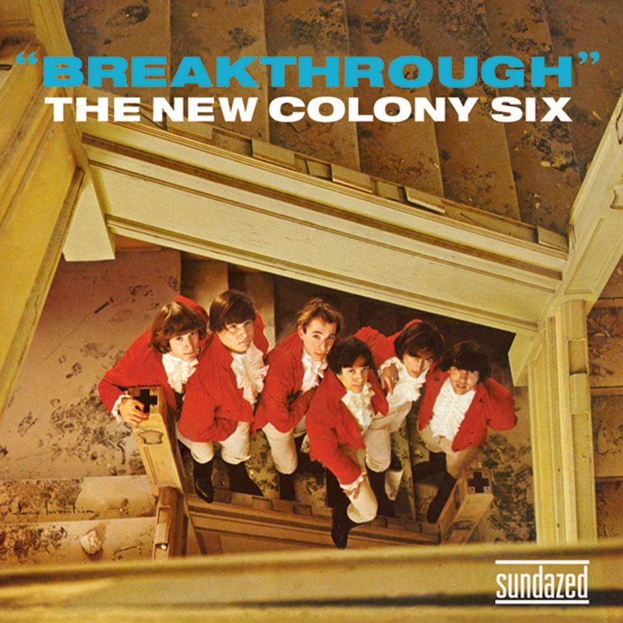 New Colony Six, The - Breakthrough CD