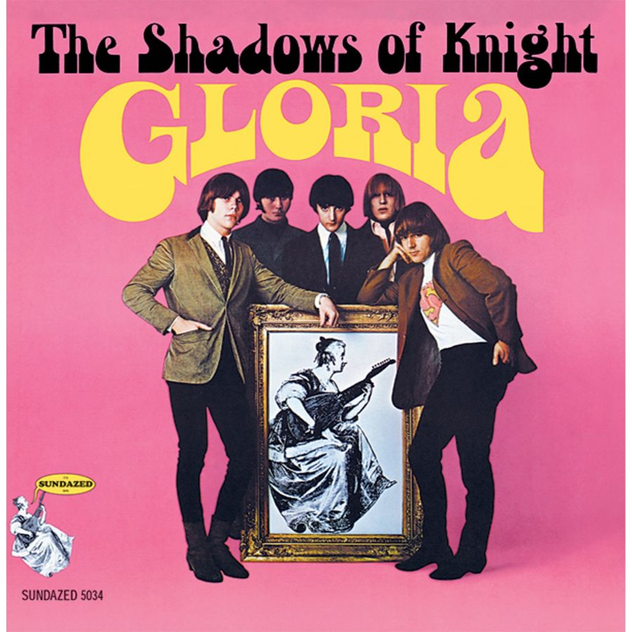 Shadows of Knight, The - Gloria! CD