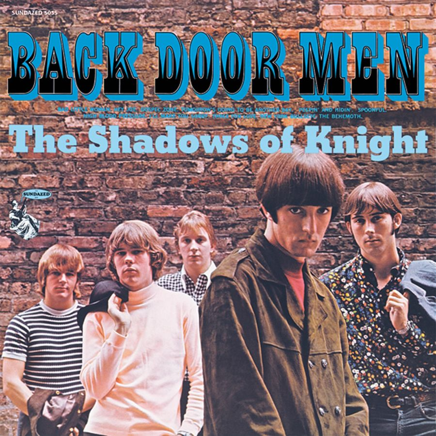 Shadows of Knight, The - Back Door Men CD