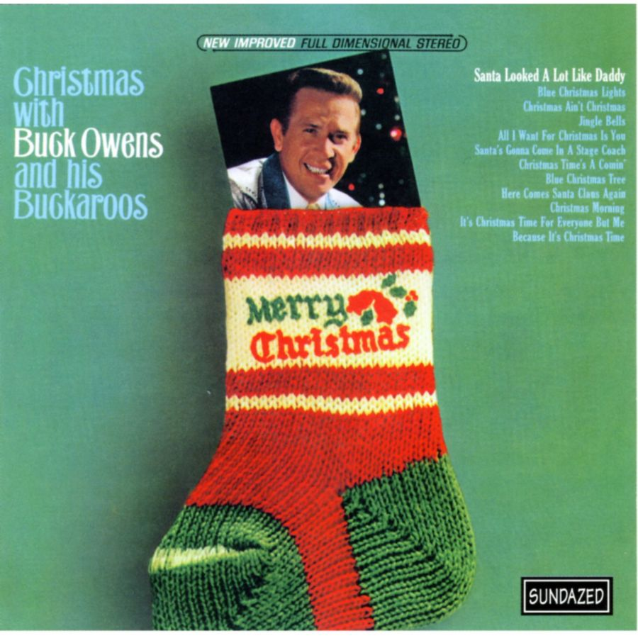 Owens, Buck and His Buckaroos - Christmas With Buck Owens and His Buckaroos CD