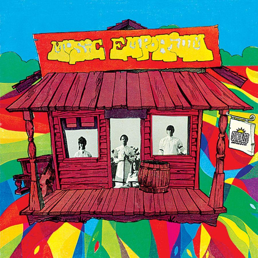 Music Emporium - Music Emporium CD