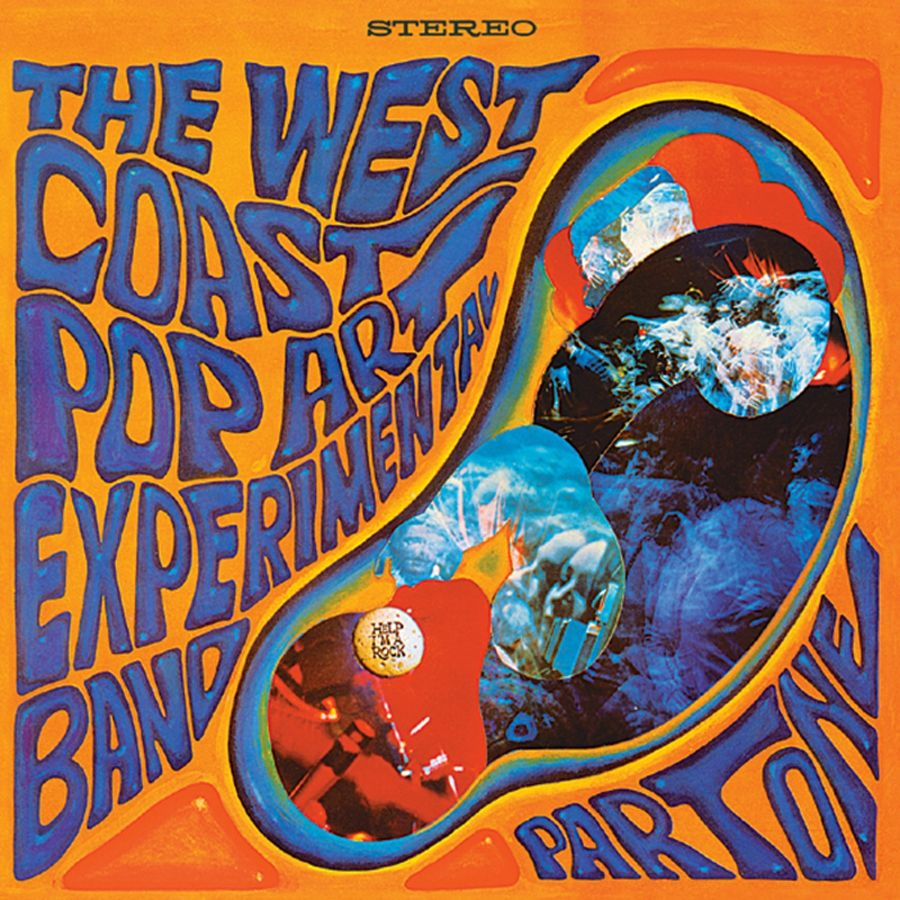 West Coast Pop Art Experimental Band - Part One CD
