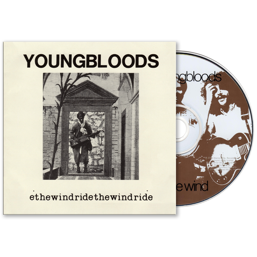 Youngbloods - Ride The Wind - CD