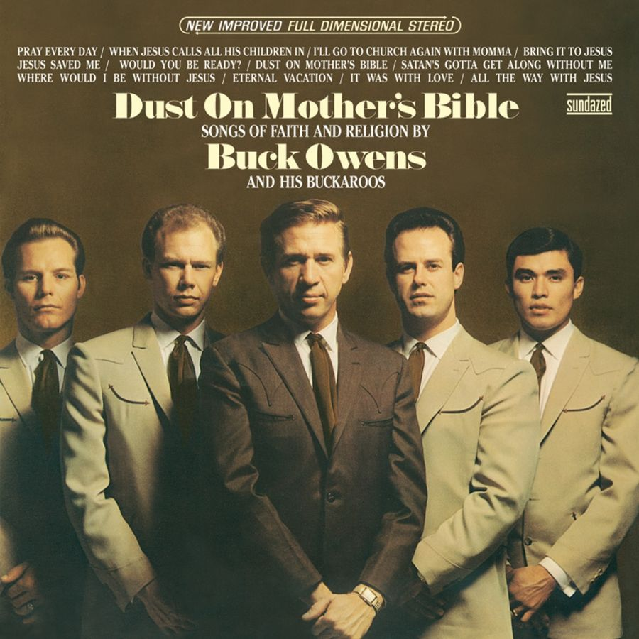 Owens, The and His Buckaroos - Dust On Mothers Bible CD