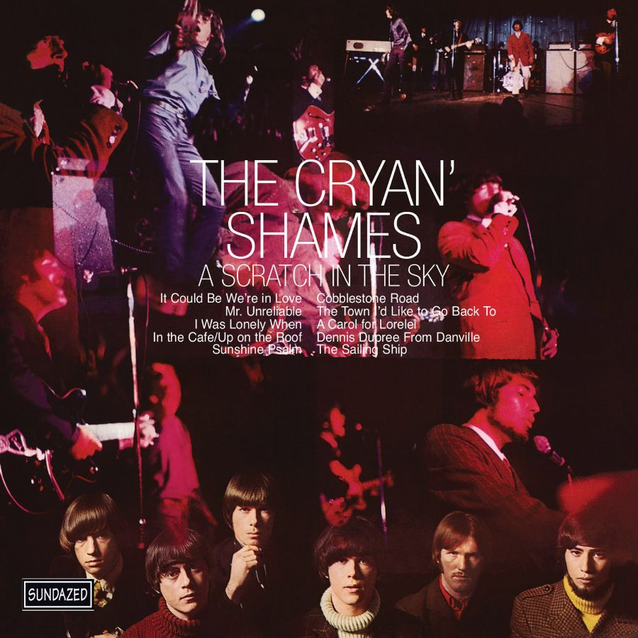 Cryan Shames, The - A Scratch In The Sky - CD