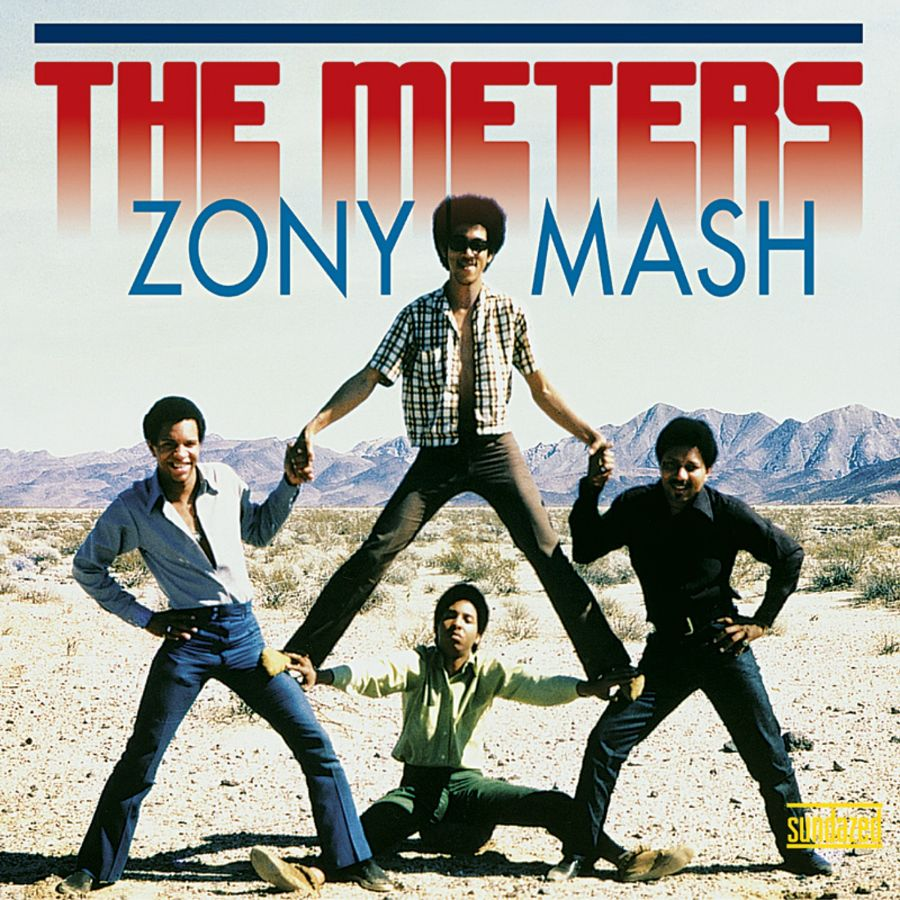 Meters, The - Zony Mash CD