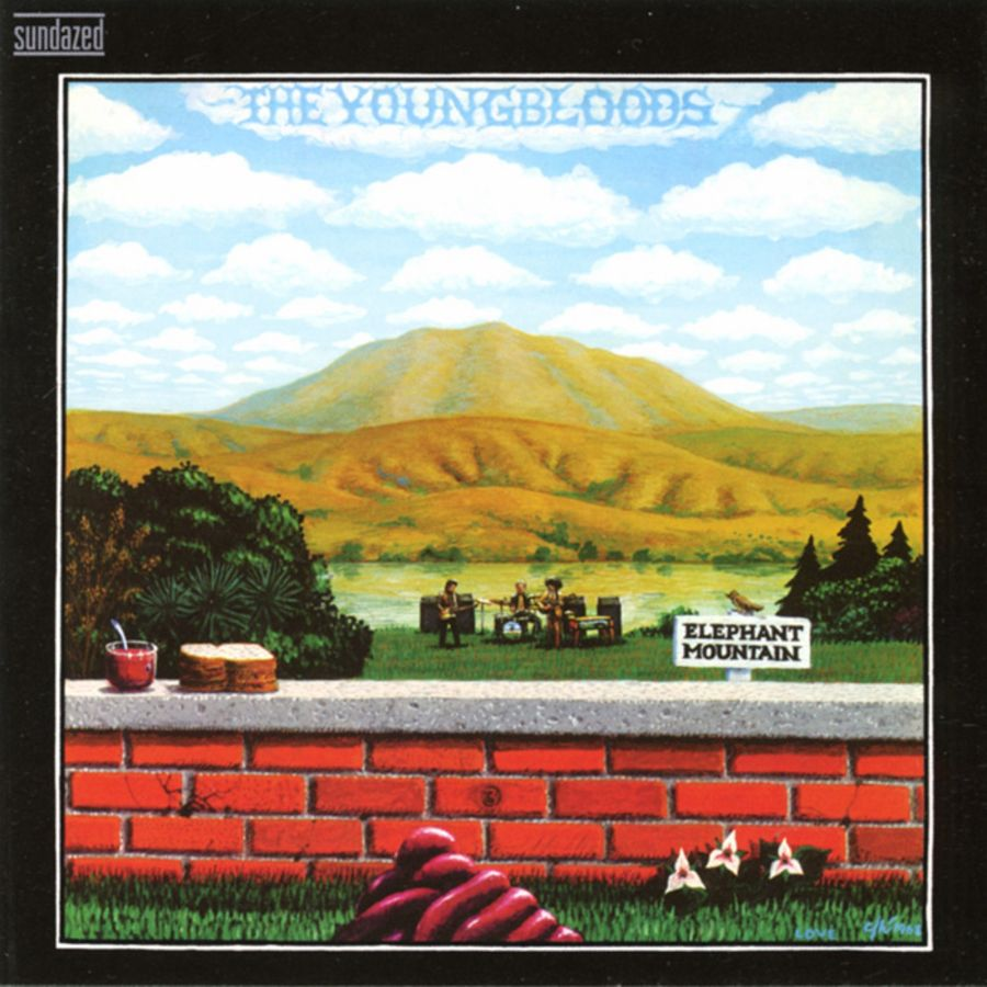 Youngbloods - Elephant Mountain CD