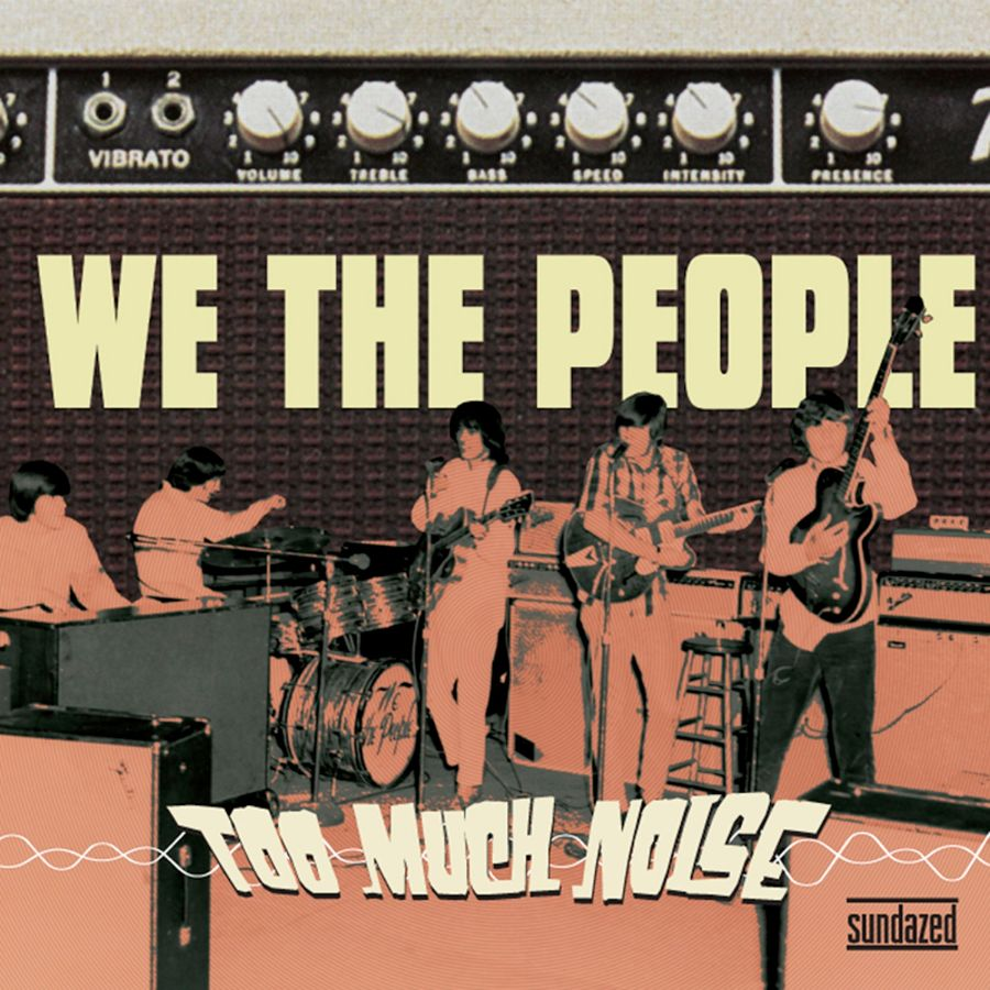 We The People - Too Much Noise - CD