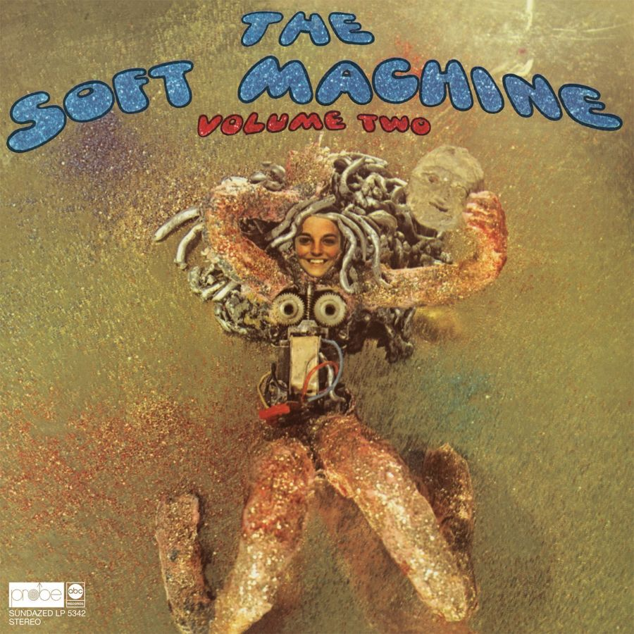 Soft Machine, The - Soft Machine Volume Two CD