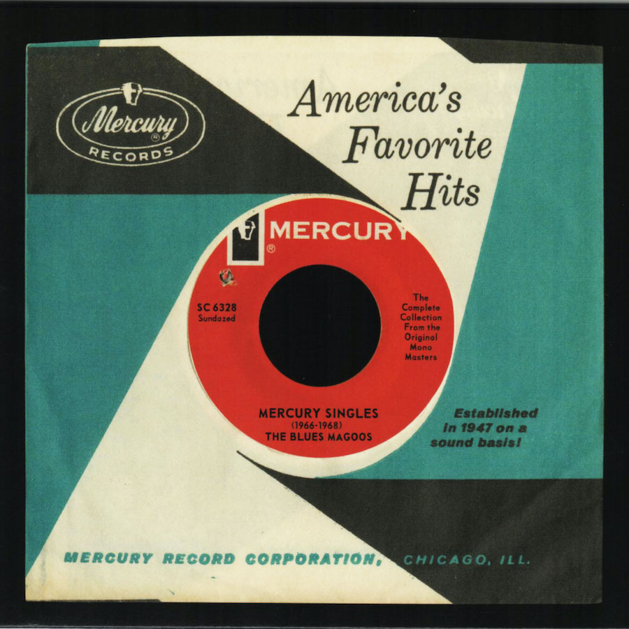 Blues Magoos - Mercury Singles 1966-1968 - CD