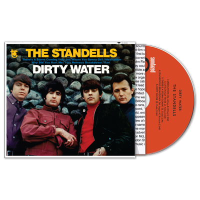 Standells, The - Dirty Water - CD - SC 6338