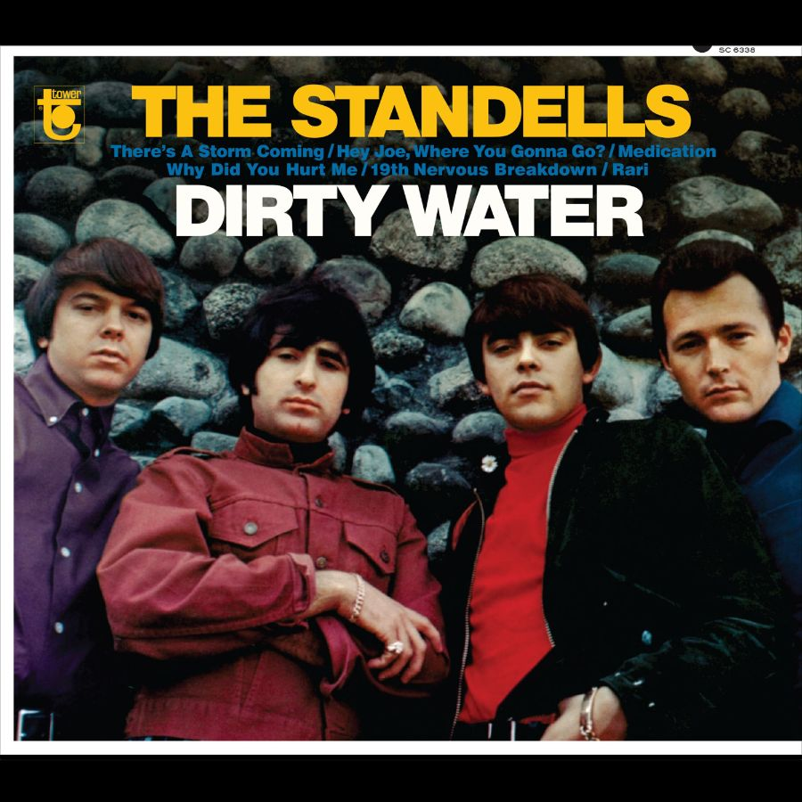 Standells, The - Dirty Water - MONO Edition CD - SC 6338