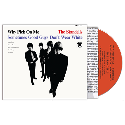 Standells, The - Why Pick On Me - CD - SC 6339