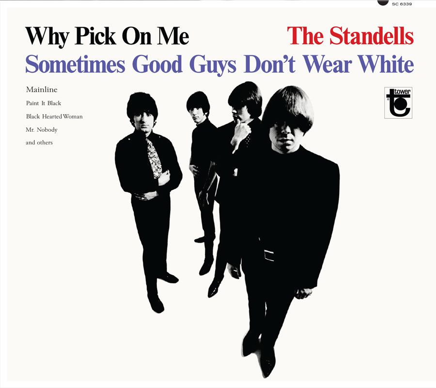 Standells, The - Why Pick On Me - MONO Edition CD - SC 6339