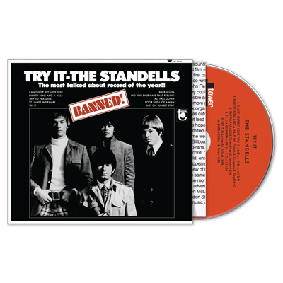 Standells, The - Try It - CD - SC 6340