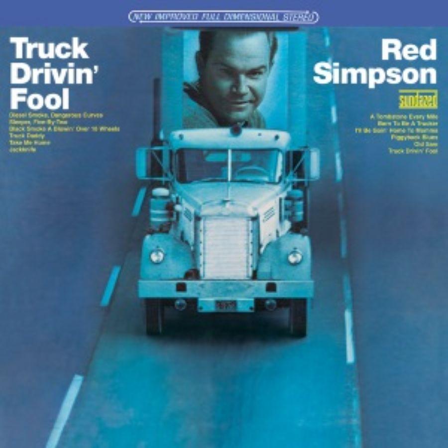 Simpson, Red - Truck Drivin Fool - CD