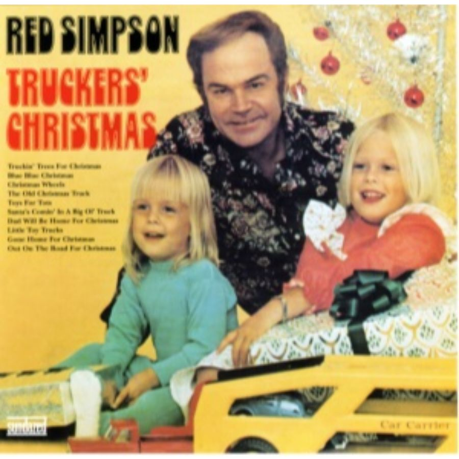 Simpson, Red - Truckers Christmas - CD