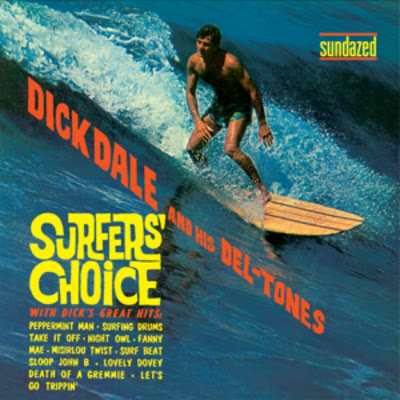 Dale, Dick and His Del-Tones - Surfers%27 Choice CD