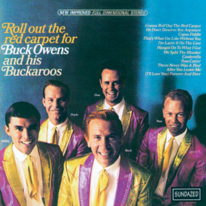 Owens, Buck and His Buckaroos - Roll Out The Red Carpet for Owens, Buck And His Buckaroos CD