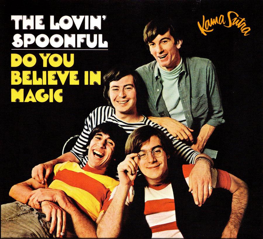 Lovin' Spoonful, The - Do You Believe In Magic - Mono Edition CD - SC 6334