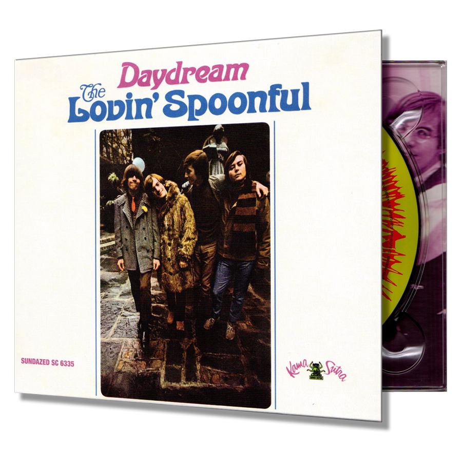 Lovin Spoonful, The - Daydream - Mono Edition CD