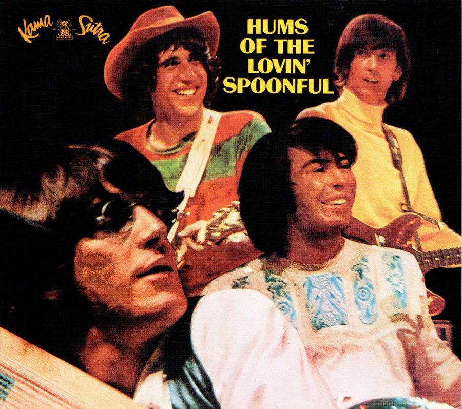 Lovin' Spoonful, The - Hums Of The Lovin' Spoonful - Mono Edition CD - SC 6336