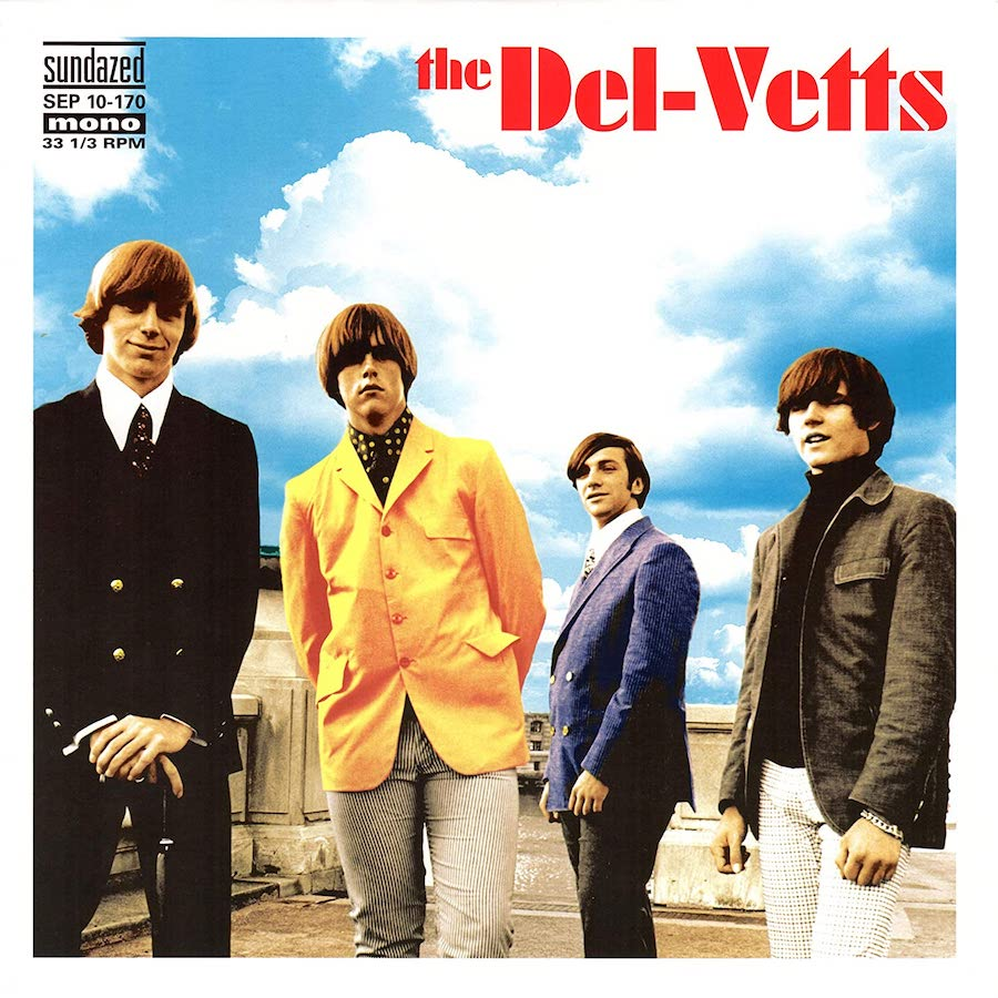 "Del-Vetts, The - The Del-Vetts - 10"" EP"