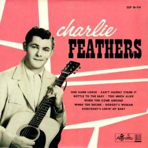 Feathers, Charlie