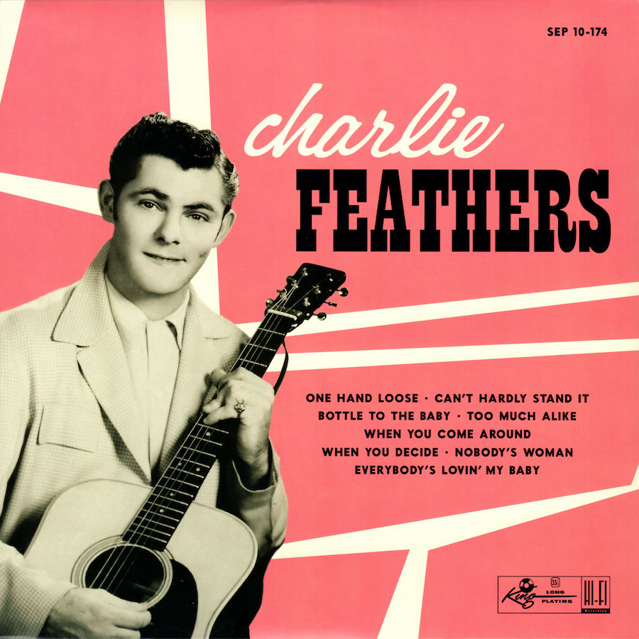 """Feathers, Charlie - Charlie Feathers - 10"""" EP"""