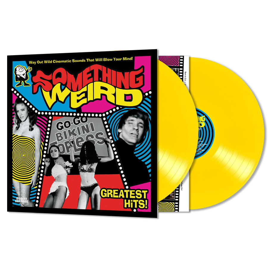 Something Weird - Greatest Hits - 2-LP