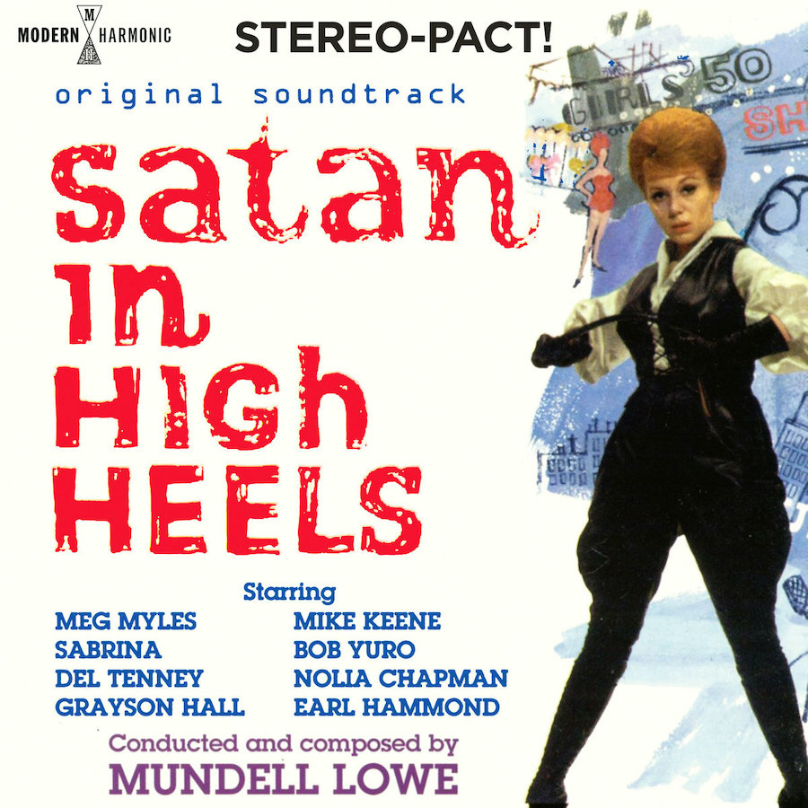 Lowe, Mundell - Satan In High Heels