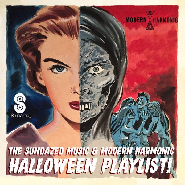 Sundazed Halloween Spotify Playlist