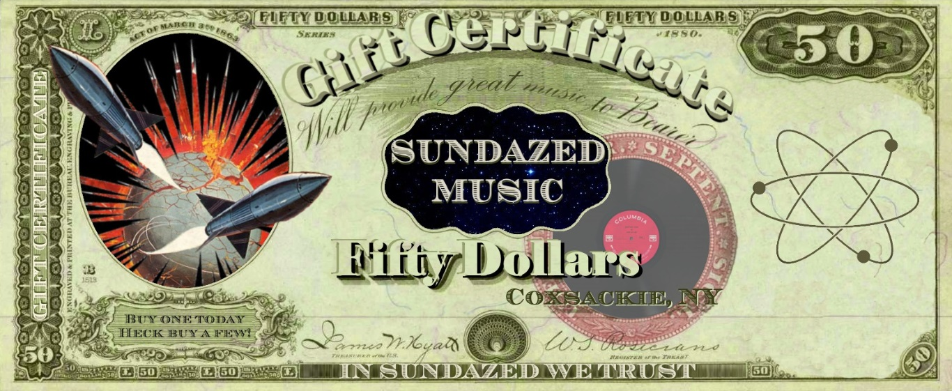Buy Sundazed Gift Certificates!
