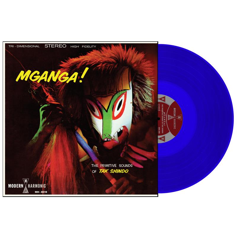 Shindo, Tak - MGANGA! - LP - MH-8019